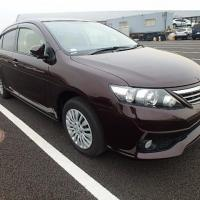 TOYOTA ALLION G PLUS RED WINE 2015