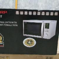 Sharp W854AST Microwave Oven with Convection