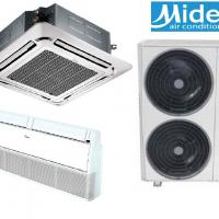 Winter Offer!! 5 Ton Cassette & Ceiling Midea Air Conditioner/AC's