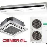 Winter Offer! GENERAL 5 Ton Cassette & Ceiling AC's